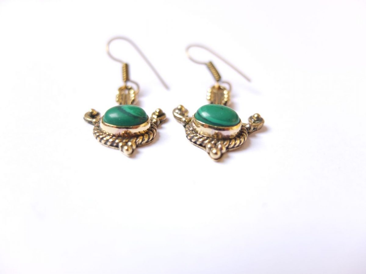 photo bronze Inde malachite pierres naturelles